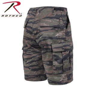 Short - BDU Tiger P/C  SM