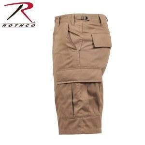 Short - Khaki Poly/Cott 3XL