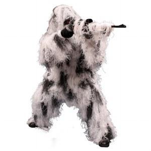 Suit - Ghillie SNOW Camo XL/2X