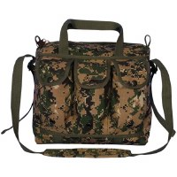 Bag - shldr canvas USMC Dig