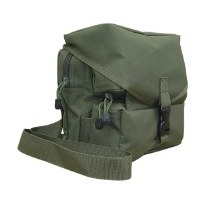 Bag - Medical Trifold Green