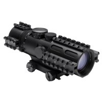Scope - 3-9x42 CMPACT ILL Dot