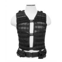 Vest - Black Molle/Pal Sm - XL