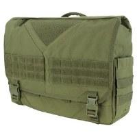 Bag - Messenger Scythe Green