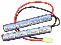 Battery - 9.6vt 1600mah
