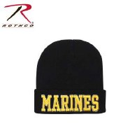 Cap - Watch MARINES Yellow 3-D