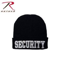 Cap - Watch SECURITY 3-D