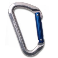 Carabiner - Classic SG Blue