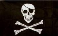 Flag - Jolly Roger Pirate
