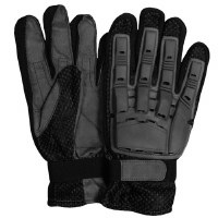Glove - Armor Full Fng Blk SM