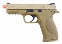 Gun - S&W M&P9 GBB Pistol Tan