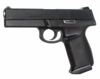 Gun - S&W SW40F Gas Blow