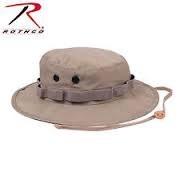 Hat - Bush Tan RS        7
