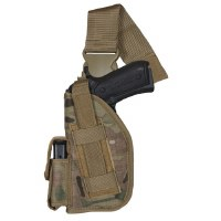 "Holster - Tac Multicam 4"" LEFT"