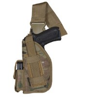 "Holster - Tac Multicam 5"" LEFT"