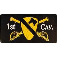 Ptch - ARMY,001ST CAV.,SWD