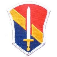 Ptch - ARMY,001ST FLD FRC