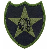 Ptch - ARMY,002ND.INF.DIV.Subd