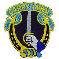 Ptch - ARMY,007TH CAV.GARR