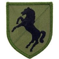 Ptch - ARMY,011TH.CAV.DIV.SUBD