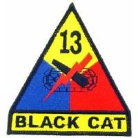 Ptch - ARMY,013TH.ARM.DIV.