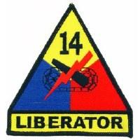 Ptch - ARMY,014TH.ARM.DIV.