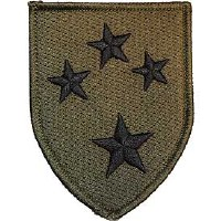 Ptch - ARMY,023RD.INF.AMER.Sub