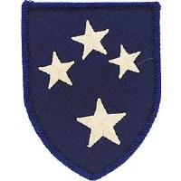 Ptch - ARMY,023RD INF.AMER