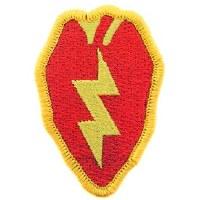 Ptch - ARMY,025TH INF DIV