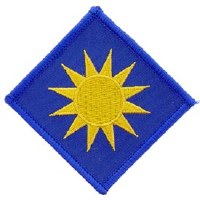 Ptch - ARMY,040TH.DIV.SUNS