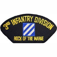 Ptch - ARMY,HAT,003RD INF