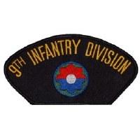 Ptch - ARMY,HAT,009TH INF