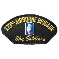 Ptch - ARMY,HAT,173RD A/B BRG