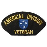 Ptch - ARMY,HAT,AMER.DIV VET