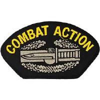 Ptch - ARMY,HAT,CAB