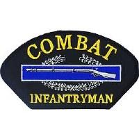 Ptch - ARMY,HAT,CIB