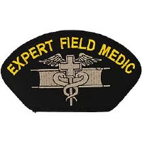 Ptch - ARMY,HAT,EXPERT MED