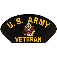 Ptch - ARMY,HAT,VETERAN