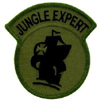 Ptch - ARMY,JUNGLE.EXPERT.Subd