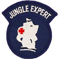 Ptch - ARMY,JUNGLE EXPERT