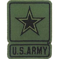 Ptch - ARMY,LOGO,(03S)Subdued