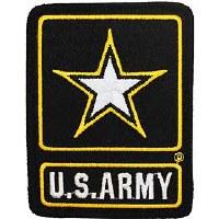 Ptch - ARMY LOGO,U.S.