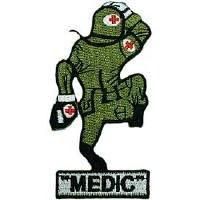 Ptch - ARMY,MEDIC,DUDE