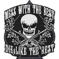 Ptch - ARMY,MESS W/BEST,AB