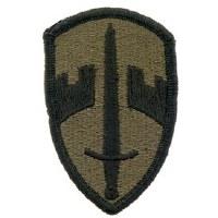 Ptch - ARMY,MILT.ASST.CMD.Subd