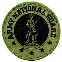 Ptch - ARMY,NATIONAL GUARD