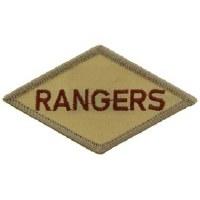 Ptch - ARMY,RANGERS(Desert)