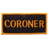 Ptch - ARMY,TAB,CORONER
