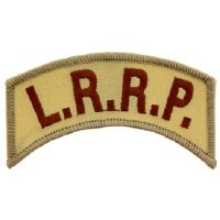Ptch - ARMY,TAB,LRRP(Camo)