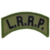 Ptch - ARMY,TAB,LRRP Subdued